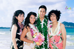 Beach wedding in Kailua-118
