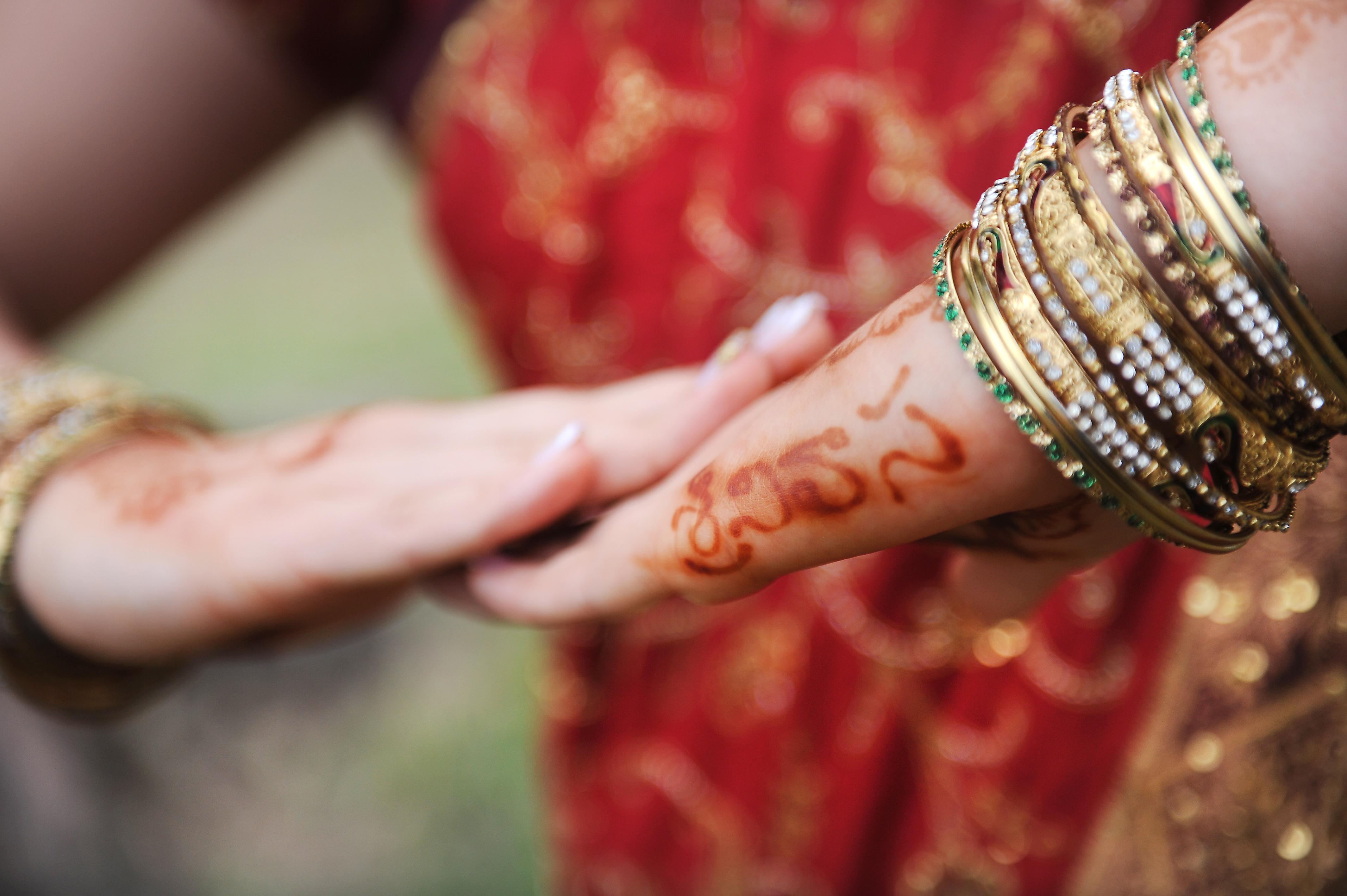 Hawaiian Indian Wedding Ceremony -17
