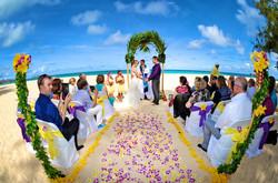 Hawaiian Wedding -42