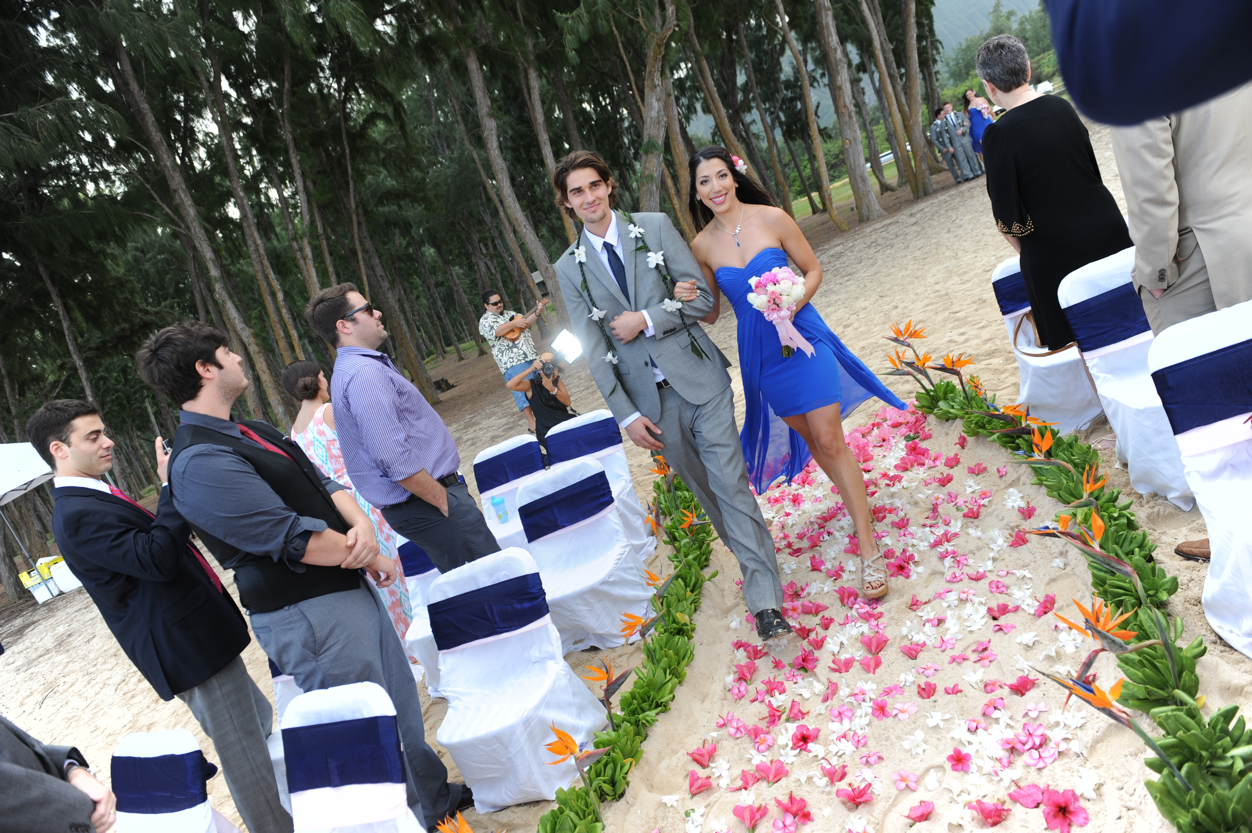 wedding In Hawaii - wedding ceremony-18
