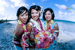 Beach wedding in Kailua-107