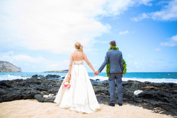 Hawaiian Wedding Pictre Romance -10