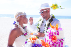 Oahu North shore wedding -12