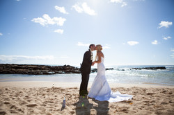 Hawaii wedding paradise cove 39