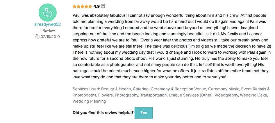 Hawaii Wedding review 66
