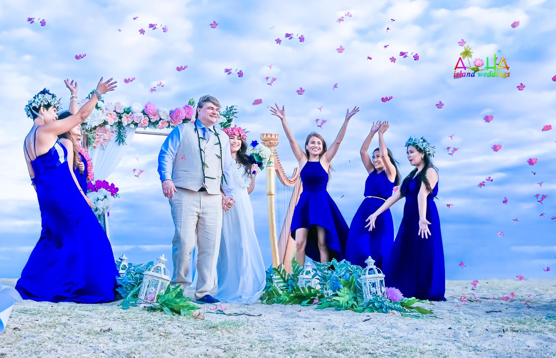 Waialae beach wedding-60