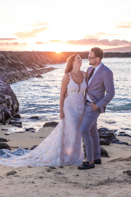 Magic island Hawaii beach wedding -24