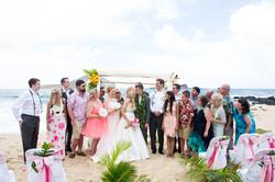 Hawaiian Wedding Ceremony -49