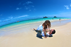 Lanikai beach wedding photos-5