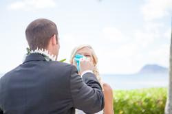 Wedding ceremony at paradise cove 18