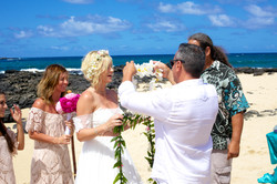 Vow Renewal in Hawaii -8