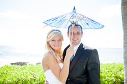 Hawaii wedding paradise cove 32