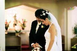 Hawaiian Church Wedding on Oahu-54