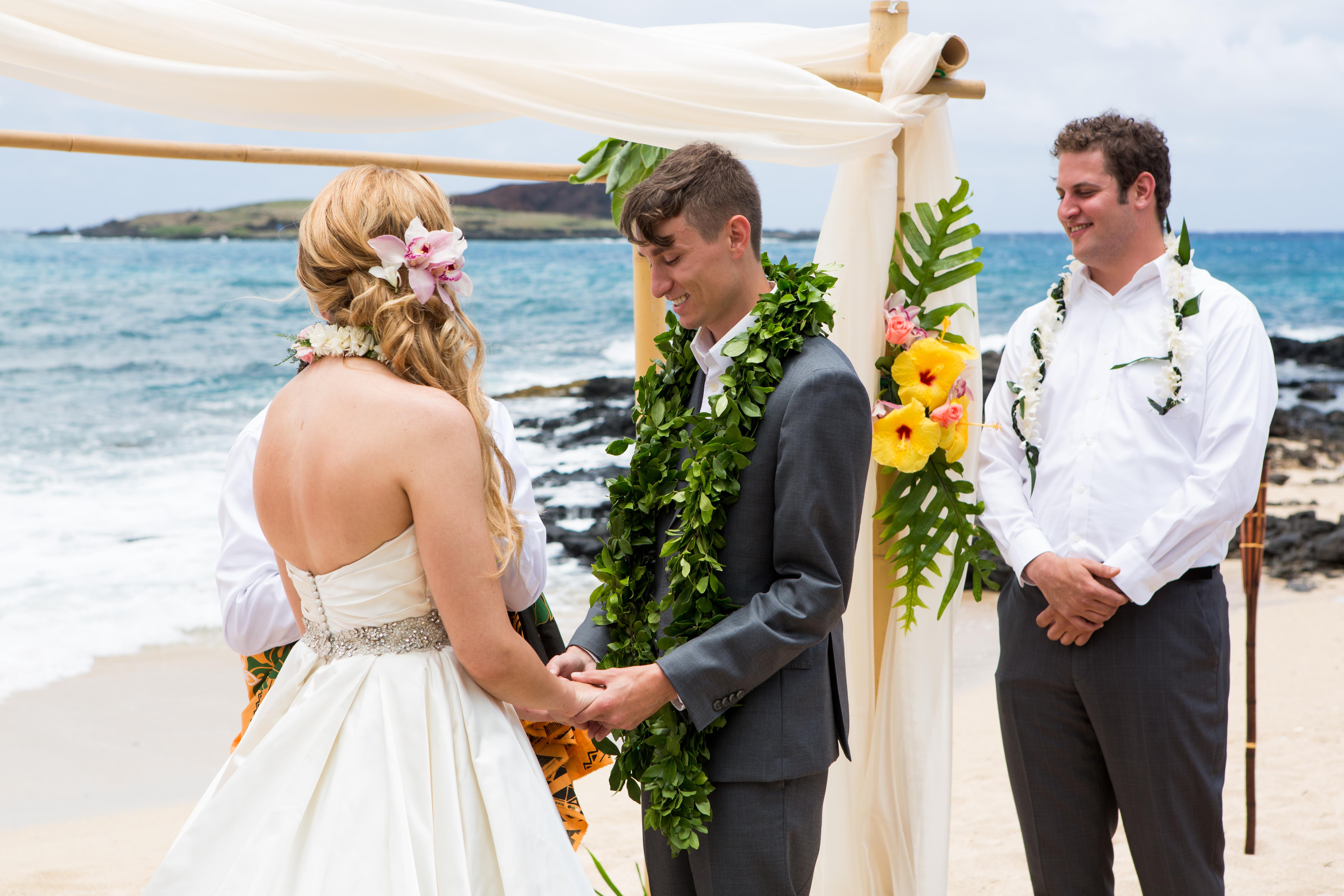 Hawaiian Wedding Ceremony -31