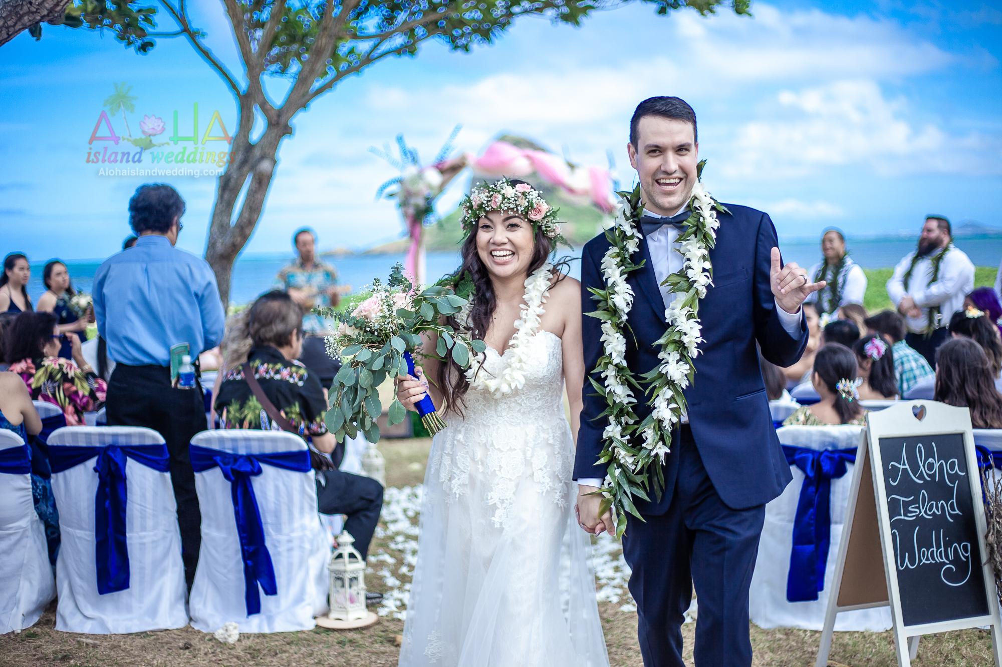 Hawaii weddings and events, Kualoa-5