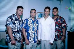Beach wedding in Kailua-101