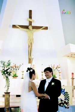 Hawaiian Church Wedding on Oahu-4