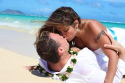 Lanikai beach wedding photos-24