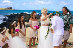 Vow Renewal in Hawaii -10