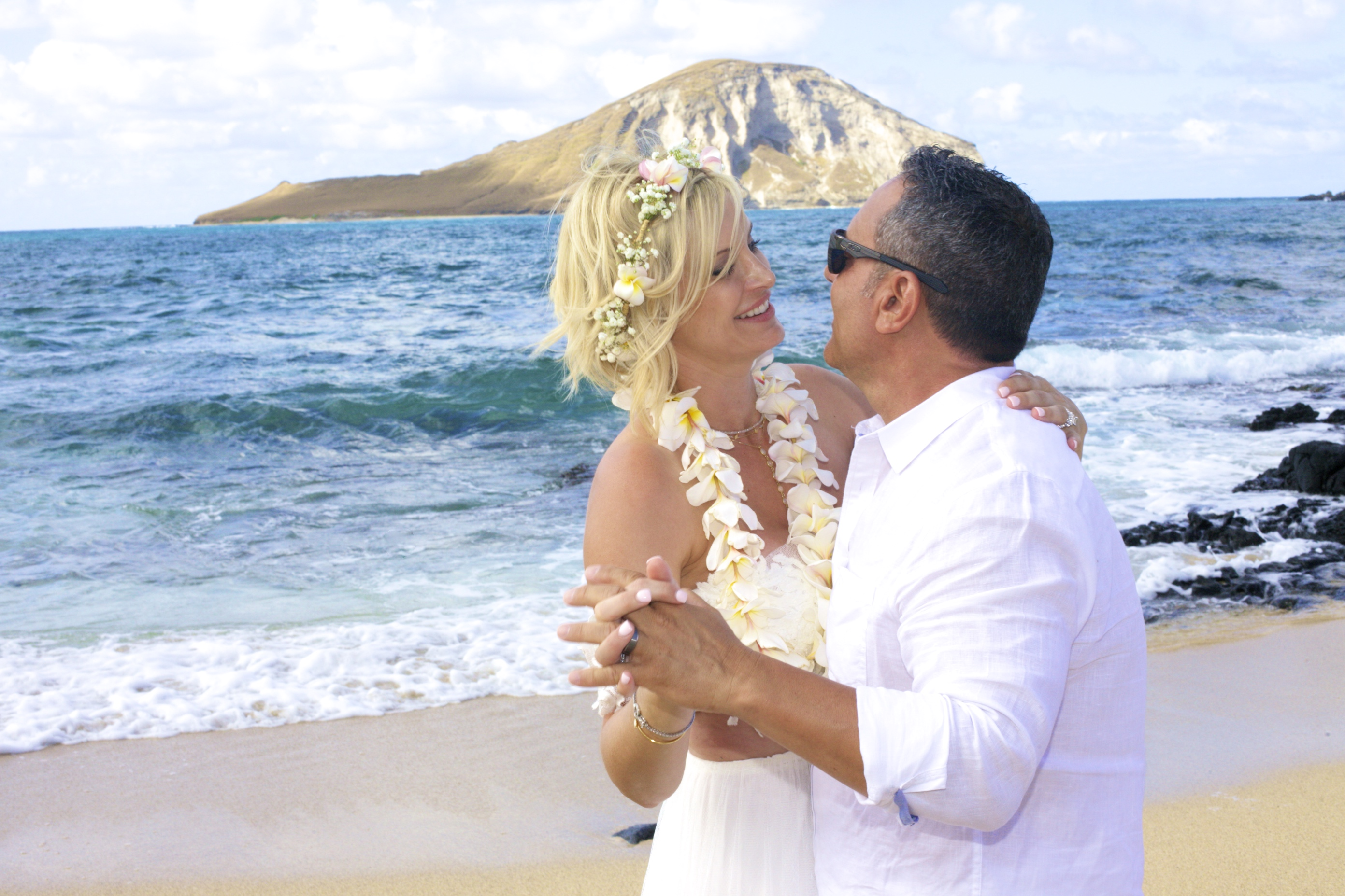 Vow Renewal in Hawaii -87