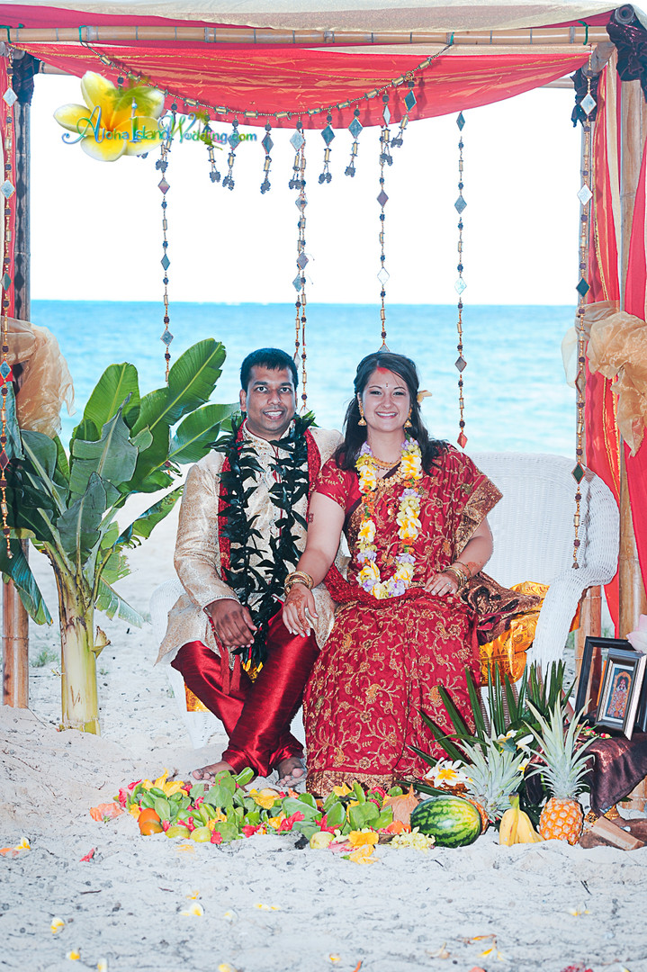 Indian wedding ceremony in hawaii-259.jp