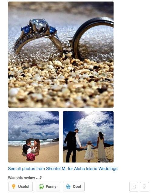 Hawaii Wedding review 56