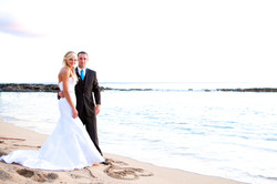 Hawaii wedding paradise cove 45