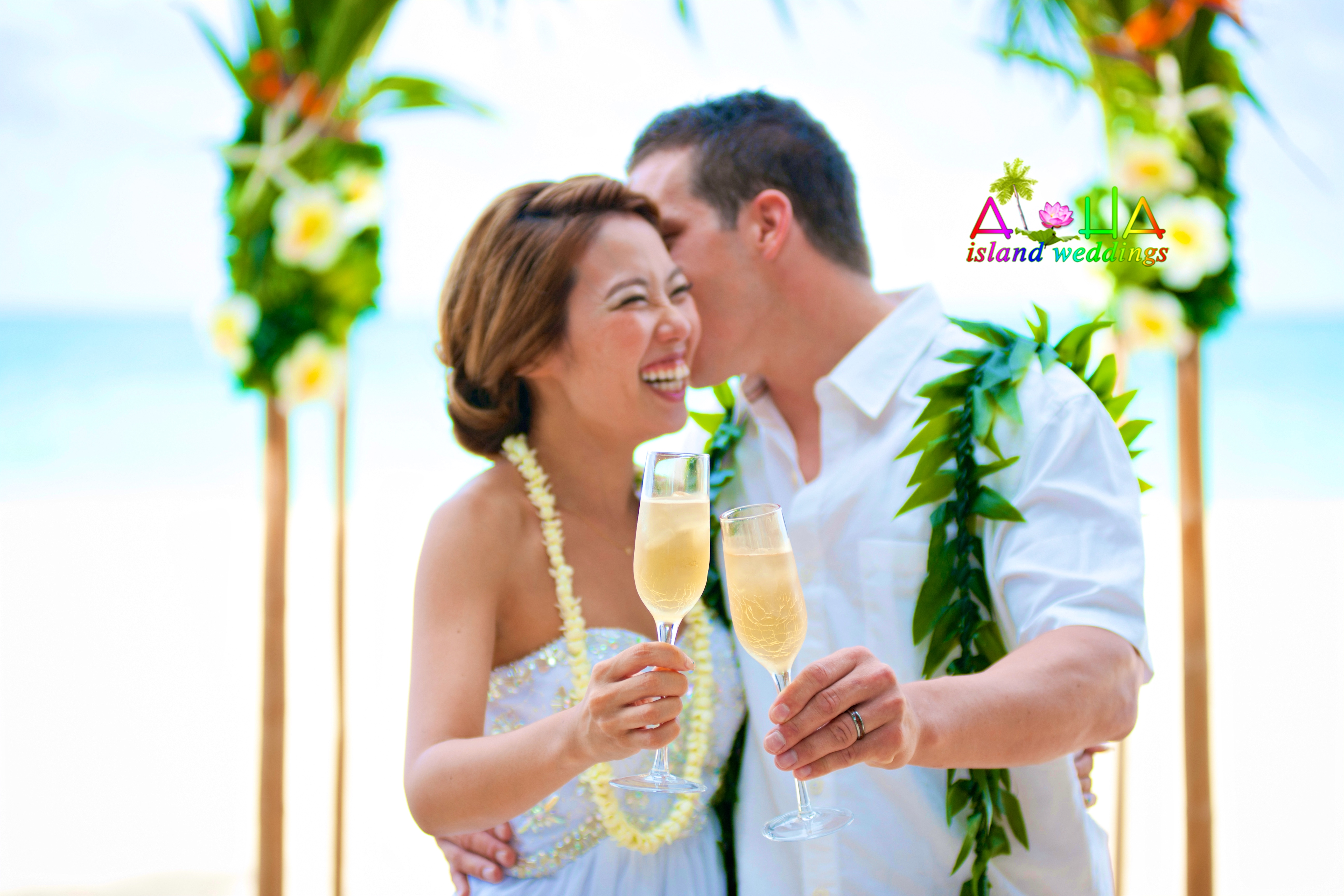 Wedding In Hawaii - by alohaislandweddings.com-4