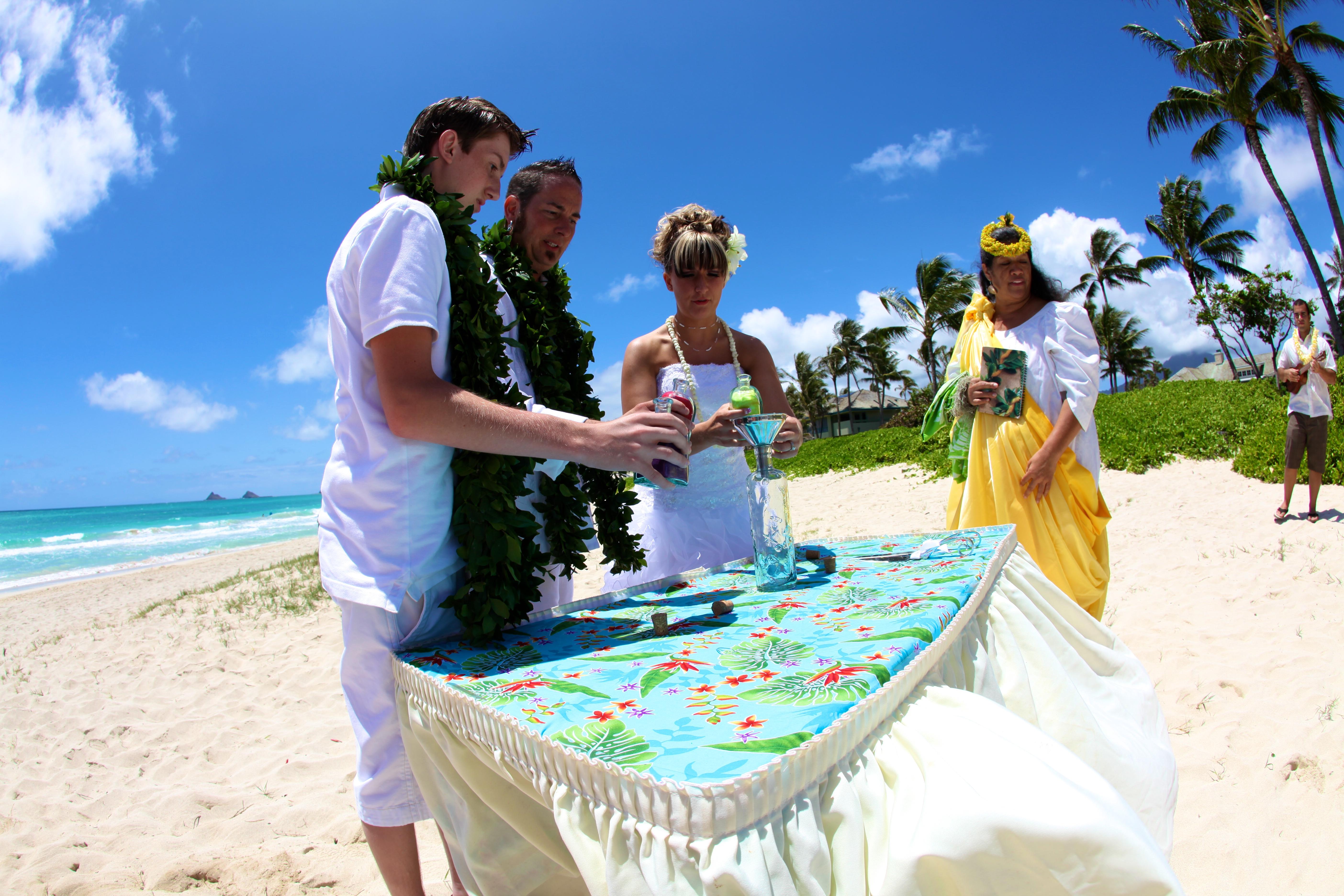 Sand ceremony -6