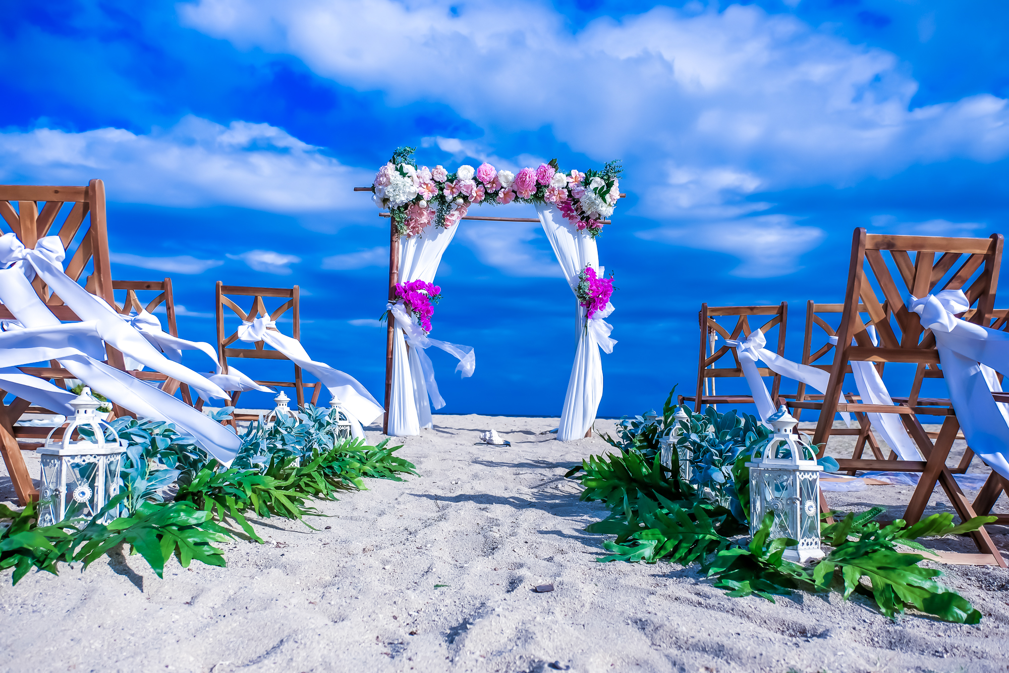 Waialae beach wedding-6