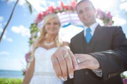 Hawaii wedding paradise cove 14
