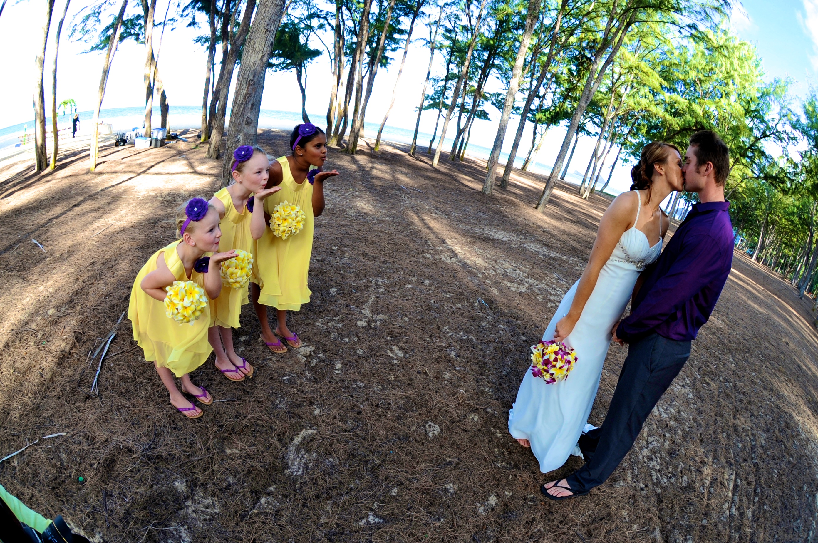 Hawaiian Wedding -283