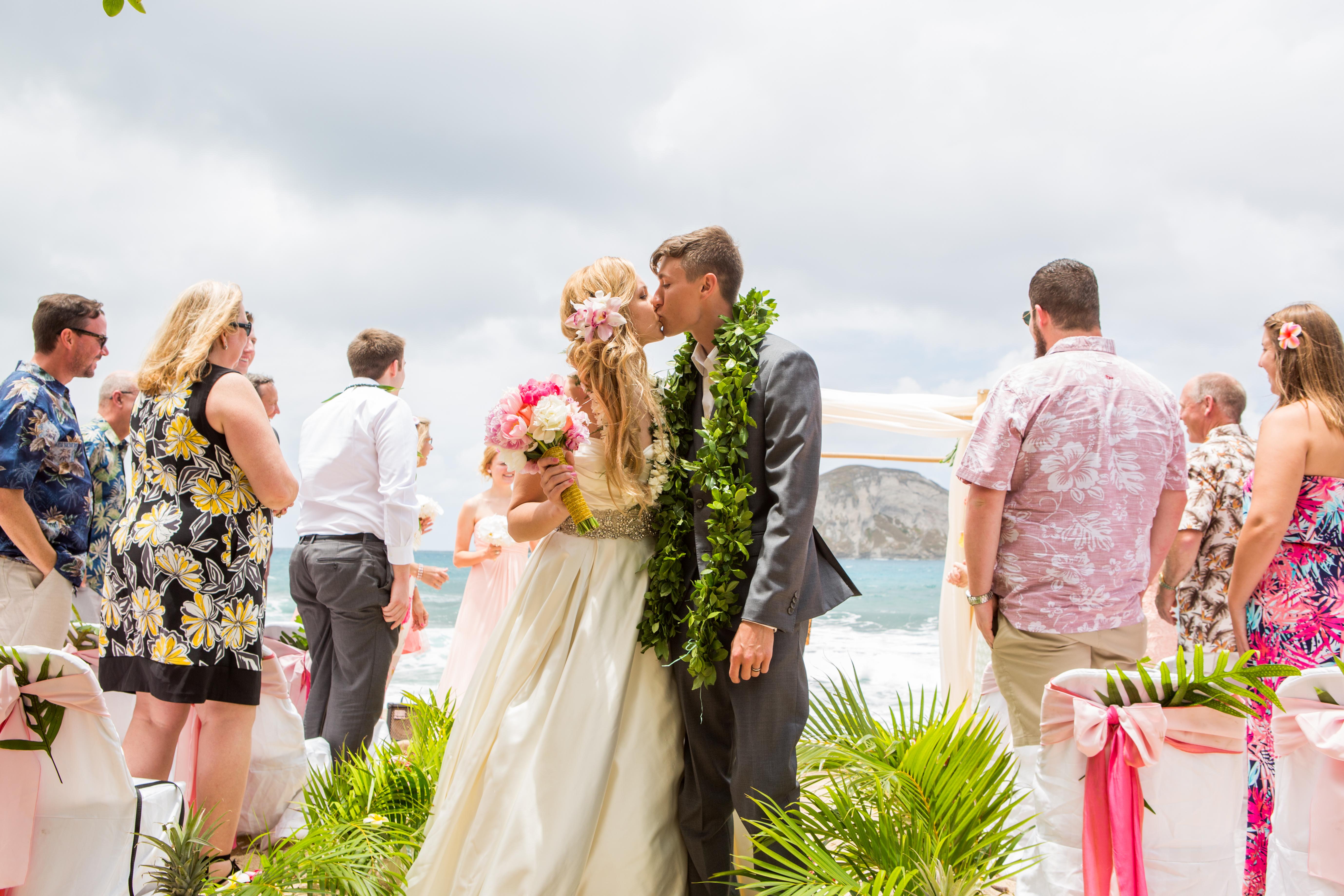 Hawaiian Wedding Ceremony -47