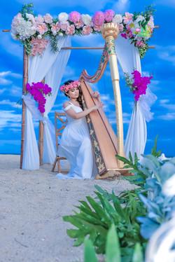 Waialae beach wedding-2