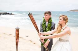 Hawaiian Wedding Ceremony -41