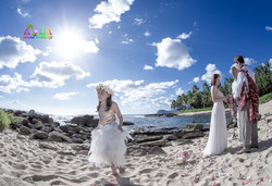 wedding or vow renewal site in the Ko'Olina-116