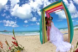 Beach Wedding in Hawaii-0