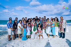Beach wedding in Kailua-114