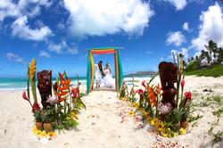 Beach Wedding in Hawaii-23