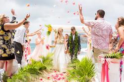 Hawaiian Wedding Ceremony -44