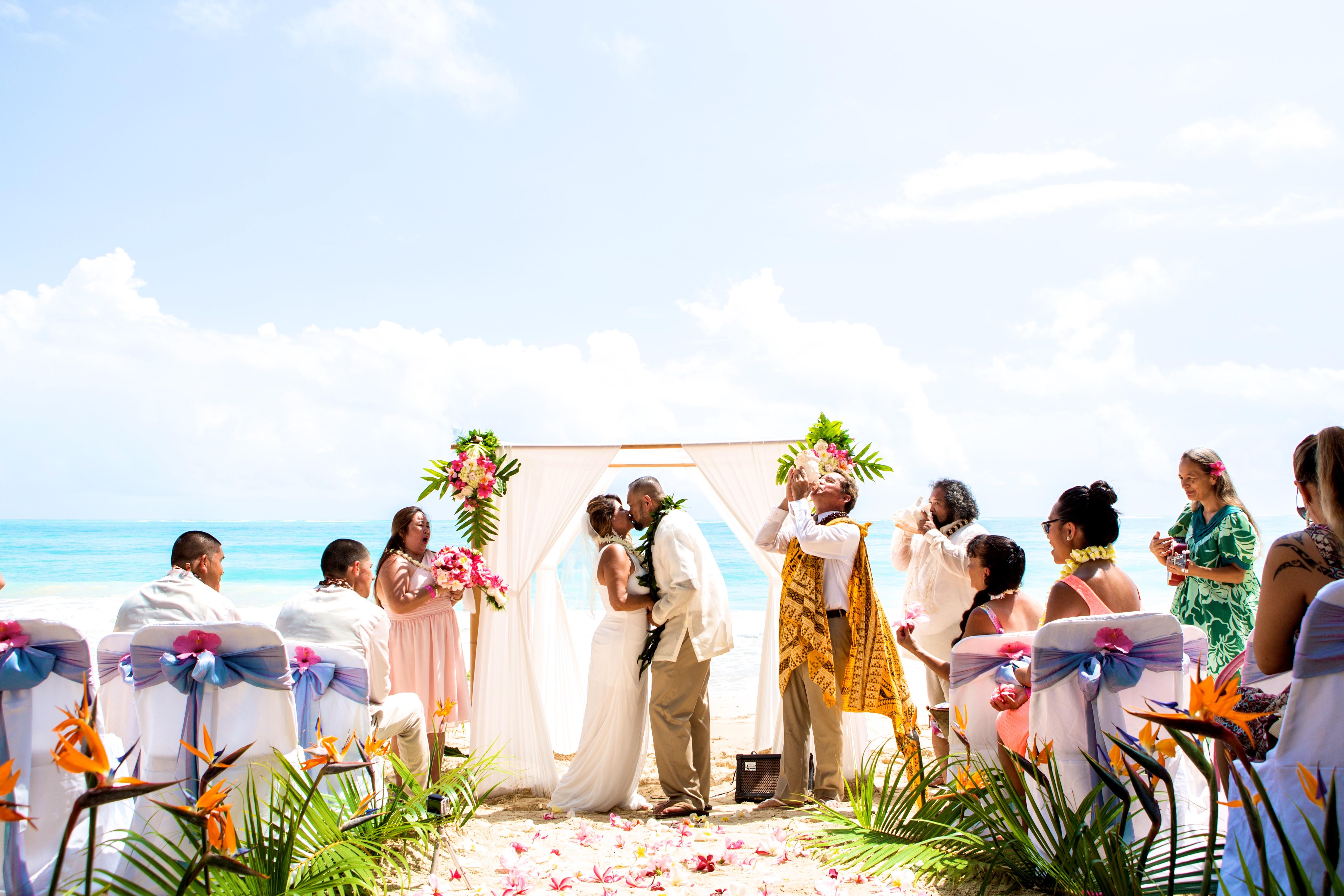 hawaii wedding ceremony -69