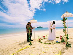 Alohaislandweddings- Lanikai wedding Picture -7