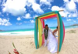 Beach Wedding in Hawaii-4