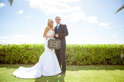 Hawaii wedding paradise cove 25