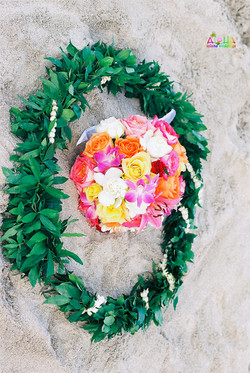 Beach wedding in Kailua-58