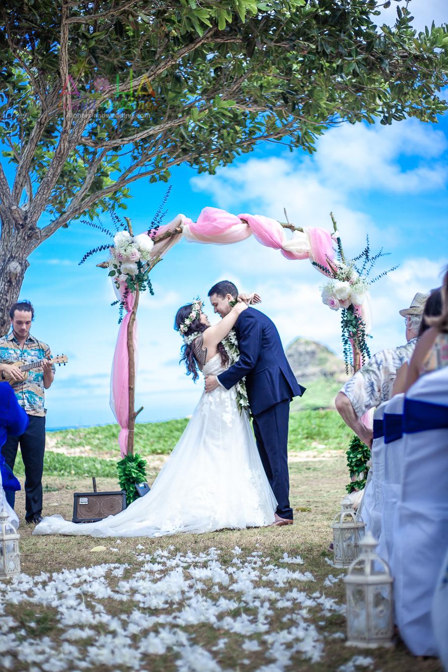 Hawaii weddings and events, Kualoa-33