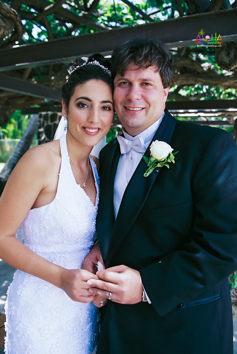 Dove Release wedding ceremony in Hawaii-5