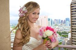 Hawaiian Wedding Pictre Ceremony -115