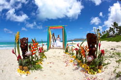 Beach Wedding in Hawaii-22