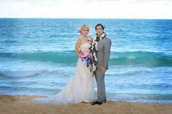 wedding In Hawaii with beautifull bride-5